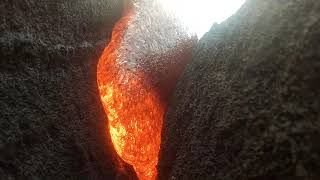 GoPro Gets Melted by Lava and Survives