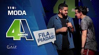 FILA DE PIADAS - MODA - #119 Participação Fábio Rabin