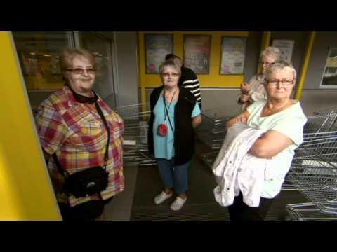 Ullared säsong 2 - Hoforssystrarna i kön