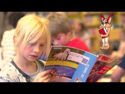 Kinderbibliothekspreis 2017: Bücherei Böbing
