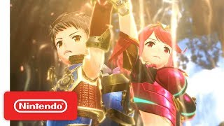 Xenoblade Chronicles 2 - Story Trailer - Nintendo Switch