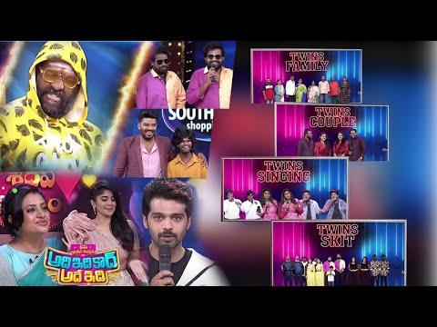 Twins special: Sridevi Drama Company's latest promo