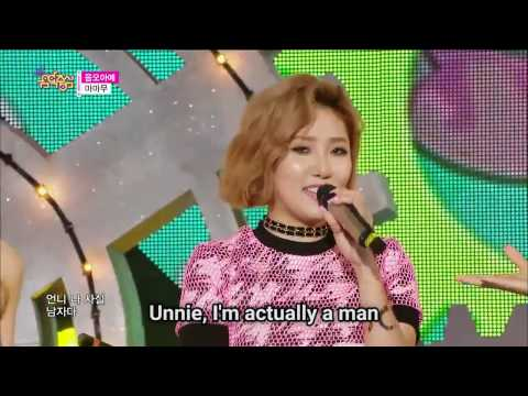 [ENGSUBS] MAMAMOO - Adlibs of Um Oh Ah Yeh (Live): Part 1