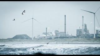 Extreme Kiteboarding in Ireland & Holland - Ruben Lenten 2013