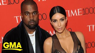 Kim Kardashian and Kanye West marriage allegedly on the rocks: Reports l GMA