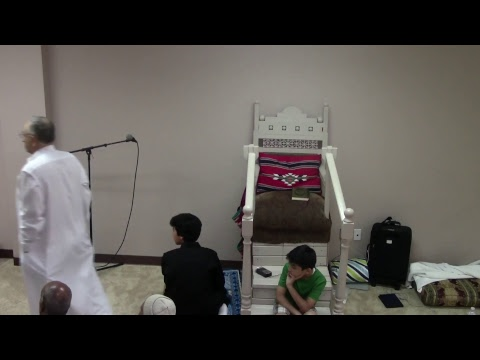 MIC Live Taraweeh - Reciter: Hamzah Elhabashy