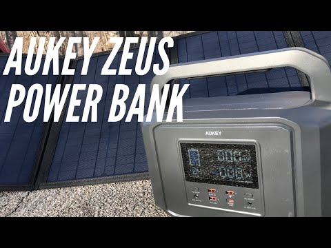 (DISCOUNT CODE) Aukey Zeus Power Bank: Back-Up Power for Home, Car, Emergencies -Reminds Me Of Anker