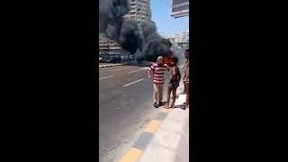 حادث مروع بجليم الاسكندرية اليوم 1 7 2018     -