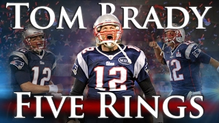 Tom Brady - Five Rings