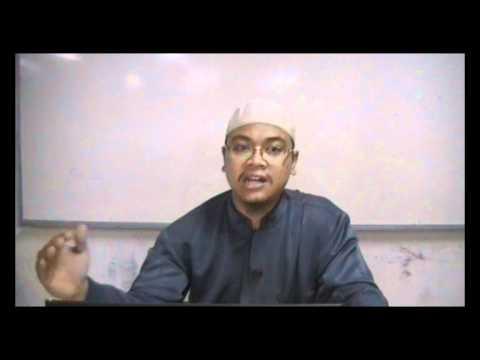 UA Bacaan Tasyhud 4 Faedah hadis