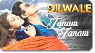 Janam Janam karaoke  - Dilwale 2015