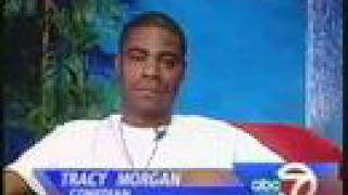 Is Tracy Morgan Wasted on Live TV