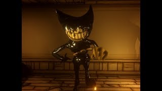 Bendy and the Ink Machine Chapter 4 Bendy Run Animation 360 Turnaround