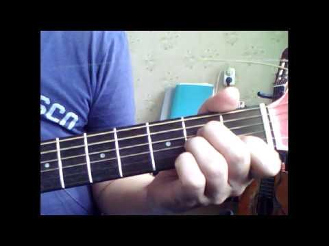 Нервы - Глупая (Аккорды на гитаре)