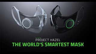 #Shorts Razer's New Mask - Project Hazel