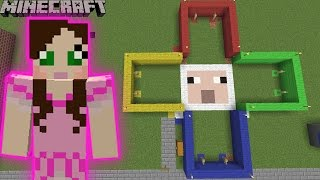 Minecraft: THE MEMORY GAME - GALAXY WORLD PARK - Custom Map [9]