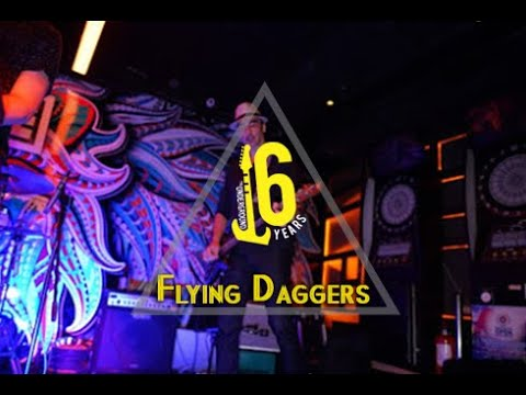 Flying Daggers at Underground 16th Anniversary Party - June 2020 at Rula Live