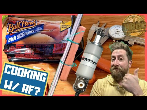Can You Cook A Hotdog With Ham Radio?