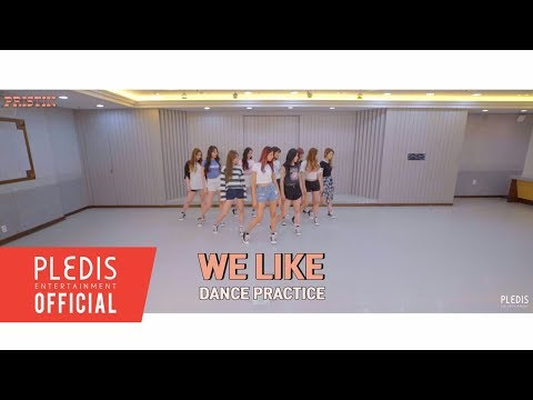 [Choreography Video] PRISTIN(프리스틴)-WE LIKE Ver.IN