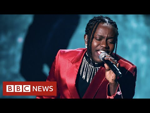 From child refugee to Swedish pop star- BBC News