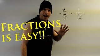 Fractions: Adding, Subtracting, Multiplying and Dividing