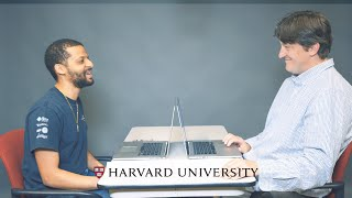 Taking on a top typer: Harvard professor Jelani Nelson