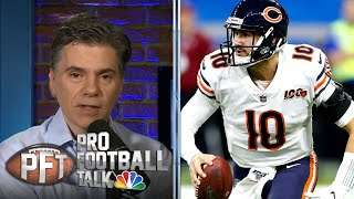 State of franchise: All eyes on Chicago Bears' QB battle | Pro Football Talk | NBC Sports
