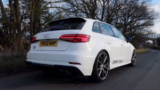 The Fastest Audi S3 I've Driven! (Stage 2+)