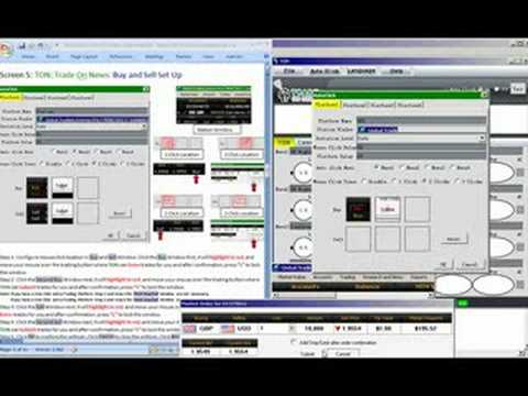 One click forex trading software