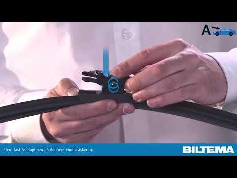 Viskerblad - Side Lock (SL 17)