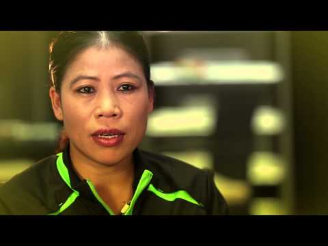 Happy Women's Day - Mary Kom Profile