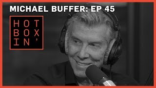 Legendary Ring Announcer Michael Buffer | Hotboxin' with Mike Tyson | Ep 45