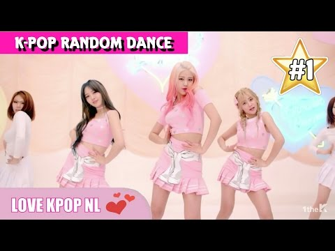 K-POP Songs (Random dance with video) #1