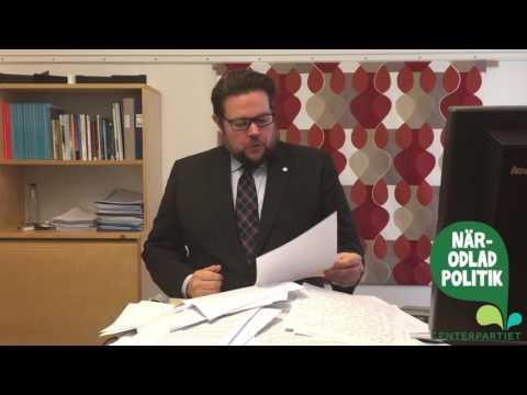 Johan Hedin om att regeringen inte bemöter poliserna