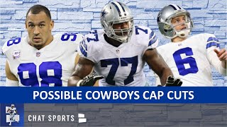 5 Potential Dallas Cowboys Cap Cuts Ft. Tyrone Crawford, Cam Fleming, Chris Jones & Tyron Smith