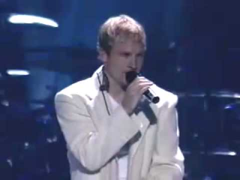 Backstreet Boys - Dallas 2001 2 - What Makes You Different(Makes You Beautiful)