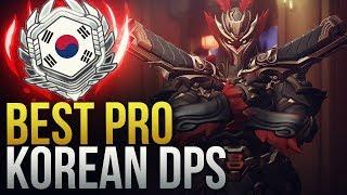 THE BEST KOREAN PRO DPS - Overwatch Montage