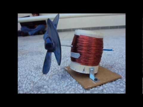 Generador de energia eolica simplecasero y facil de hacersim generador elico casero proyecto altavistaventures Images