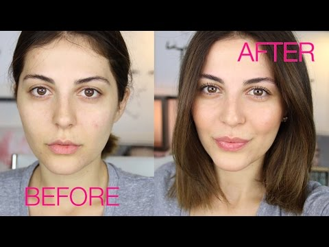 How To: LOOK BEAUTIFUL WITH NO MAKEUP