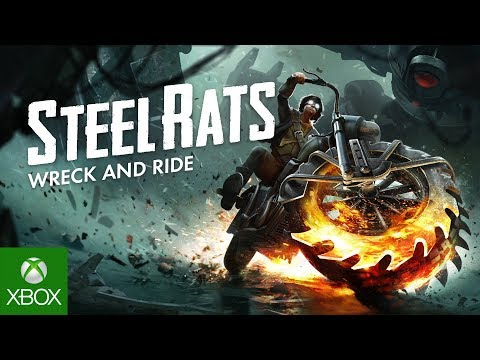 Steel Rats - Wreck and Ride now on Xbox