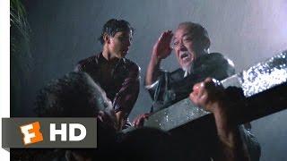 The Karate Kid Part II - Saving Sato Scene (7/10) | Movieclips