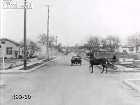 Cel mai vechi accident auto