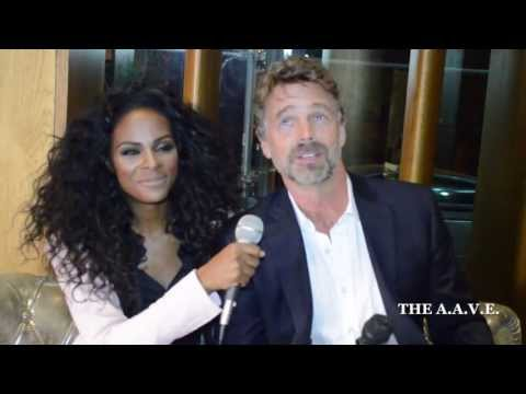 JOHN SCHNEIDER and TIKA SUMPTER - 'The Haves and The ...