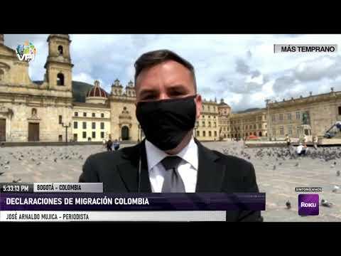 Colombia - Migración Colombia lamentó restricciones de Maduro en la frontera venezolana - VPItv