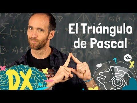 Los secretos del TRIÁNGULO DE PASCAL