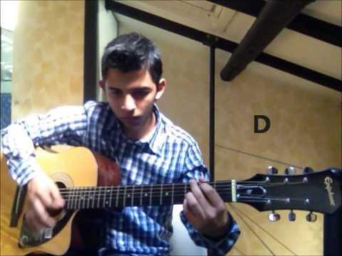 Algo esta cayendo aqui - Jose Luis Reyes [Cover Guitarra Acustica]