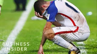 Why Do American Men Suck At Soccer?