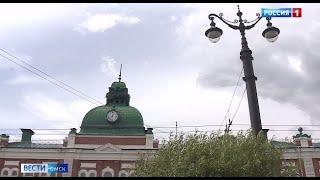 В центре города рушится объект культурного наследия