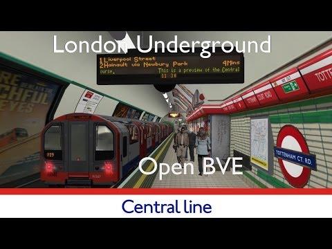 CLondoner92: Central Line for OpenBVE