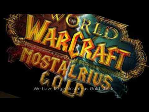 Cheap Nostalrius Gold